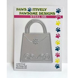 Paws-Itively Pawsome Designs Daisy Handbag