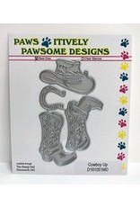 Paws-Itively Pawsome Designs Cowboy Up - Die