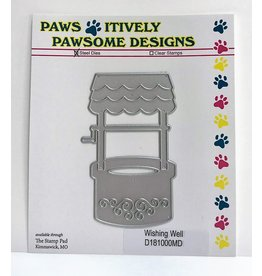 Paws-Itively Pawsome Designs Wishing Well