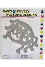 Paws-Itively Pawsome Designs Sebastian (Spider) - Die
