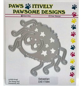 Paws-Itively Pawsome Designs Sebastian (Spider)