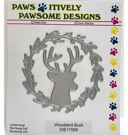 Paws-Itively Pawsome Designs Woodland Buck