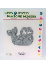 Paws-Itively Pawsome Designs Willa-Jo Whale - Die