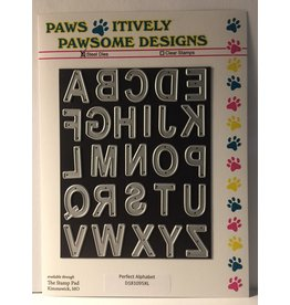 Paws-Itively Pawsome Designs Perfect Alphabet