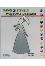 Paws-Itively Pawsome Designs Miss Maggie - Die