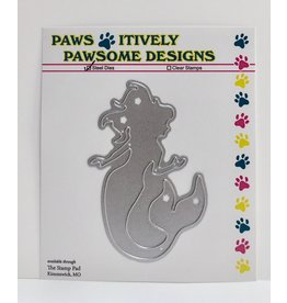 Paws-Itively Pawsome Designs Merry Marcella - Die