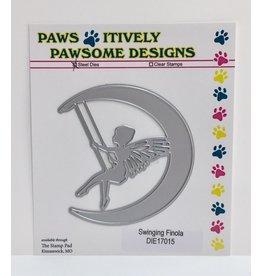 Paws-Itively Pawsome Designs Swinging Finola