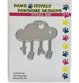 Paws-Itively Pawsome Designs Baby Cloud