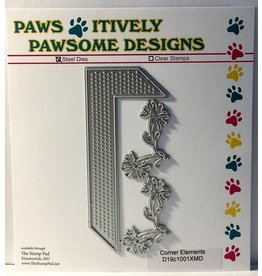 Paws-Itively Pawsome Designs Corner Elements