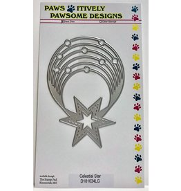 Paws-Itively Pawsome Designs Celestial Star - Die