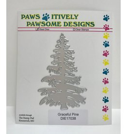 Paws-Itively Pawsome Designs Graceful Pine