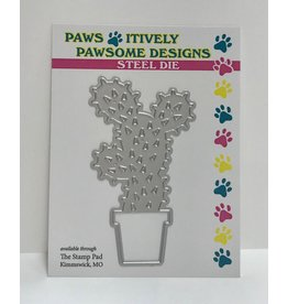 Paws-Itively Pawsome Designs Prickly Cactus