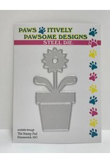 Paws-Itively Pawsome Designs Potted Starflower - Die