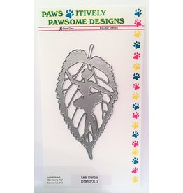 Paws-Itively Pawsome Designs Leaf Dancer