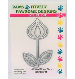 Paws-Itively Pawsome Designs Gillyweed Flower Stem