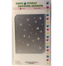 Paws-Itively Pawsome Designs Seeing Stars Mini Panel