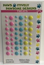 Paws-Itively Pawsome Designs Nibblers - Baby