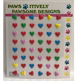 Paws-Itively Pawsome Designs Tiny Hearts B