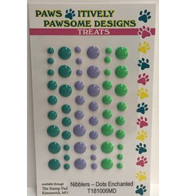Paws-Itively Pawsome Designs Dots - Enchanted