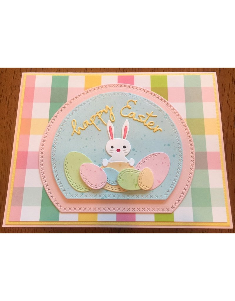 Paws-Itively Pawsome Designs Cross Stitch Flat Bottom Circles