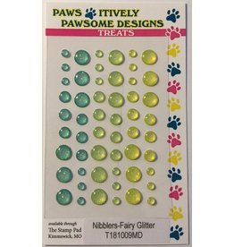 Paws-Itively Pawsome Designs Dots - Fairy Glitter