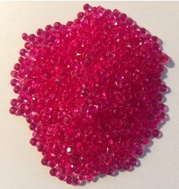 Paws-Itively Pawsome Designs Diamond Toppings - 2.5 mm - Raspberry