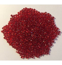 Paws-Itively Pawsome Designs Diamond Toppings - 2.5mm - Ruby