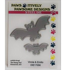 Paws-Itively Pawsome Designs Vinnie & Emilio - Die