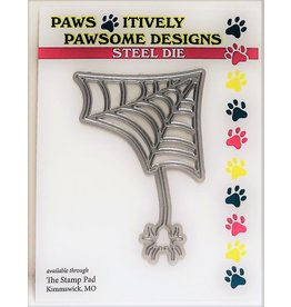Paws-Itively Pawsome Designs Betsy & Her Web