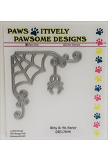 Paws-Itively Pawsome Designs Bitsy & His Parlor