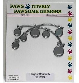 Paws-Itively Pawsome Designs Bough of Ornaments - Die