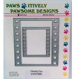 Paws-Itively Pawsome Designs Filmstrip Duo