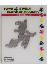 Paws-Itively Pawsome Designs Flying Wanda - Die