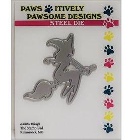 Paws-Itively Pawsome Designs Flying Wanda