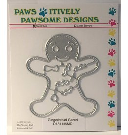 Paws-Itively Pawsome Designs Gingerbread Gared