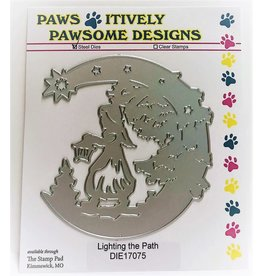 Paws-Itively Pawsome Designs Lighting the Path - Die