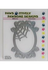 Paws-Itively Pawsome Designs Spooky Mirror - Die