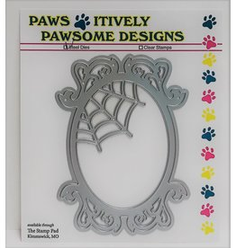 Paws-Itively Pawsome Designs Spooky Mirror