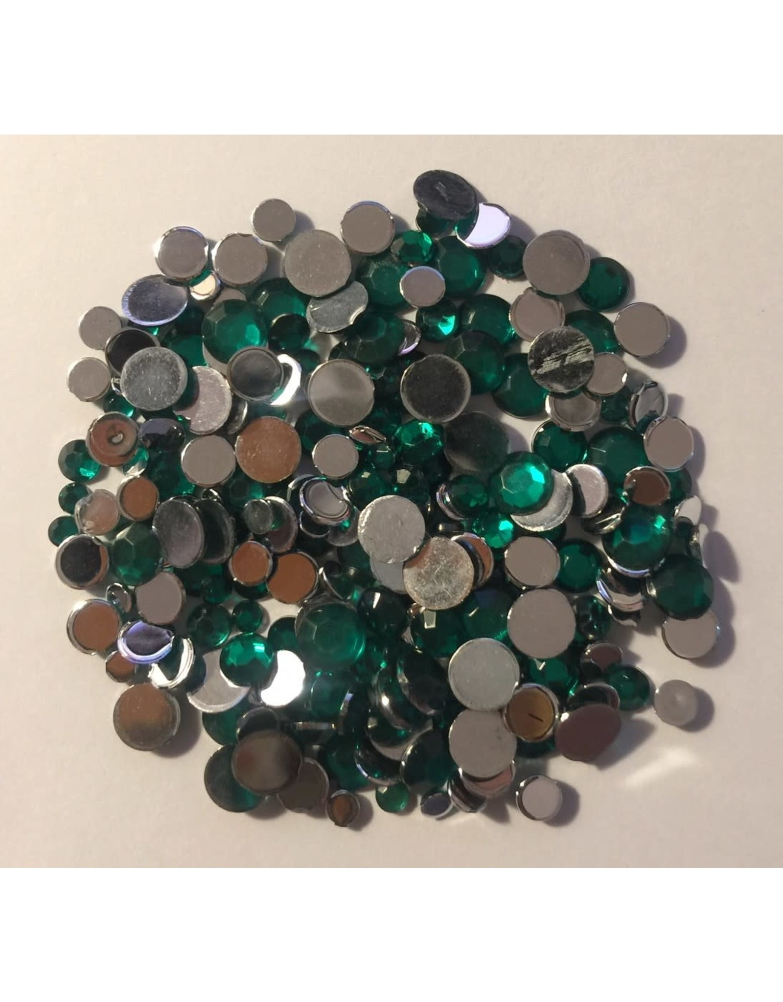 Paws-Itively Pawsome Designs Dazzles - Emerald Green