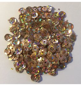 Paws-Itively Pawsome Designs Sparkle Sequins (6mm) - Champagne