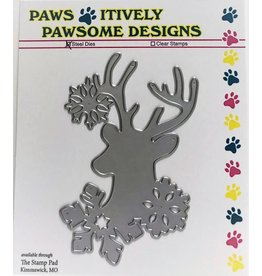 Paws-Itively Pawsome Designs Frosty Buck