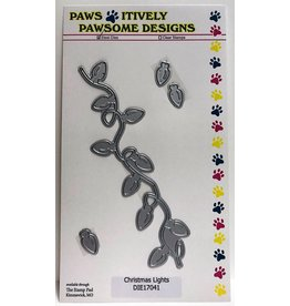 Paws-Itively Pawsome Designs Christmas Lights