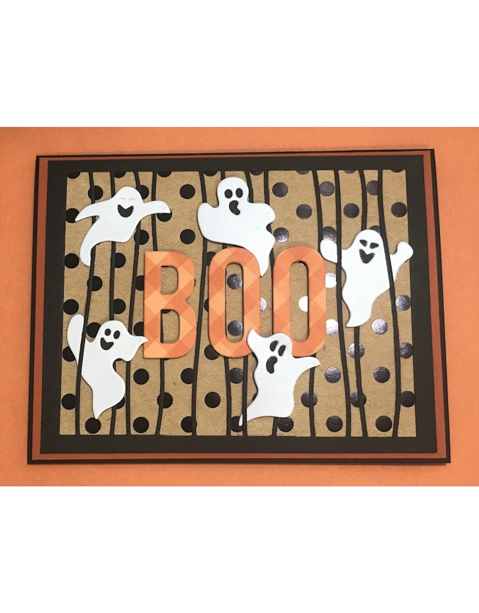 Paws-Itively Pawsome Designs Little Spooks - Die