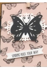 Paws-Itively Pawsome Designs Stitched Sentiment Banner Set - Die