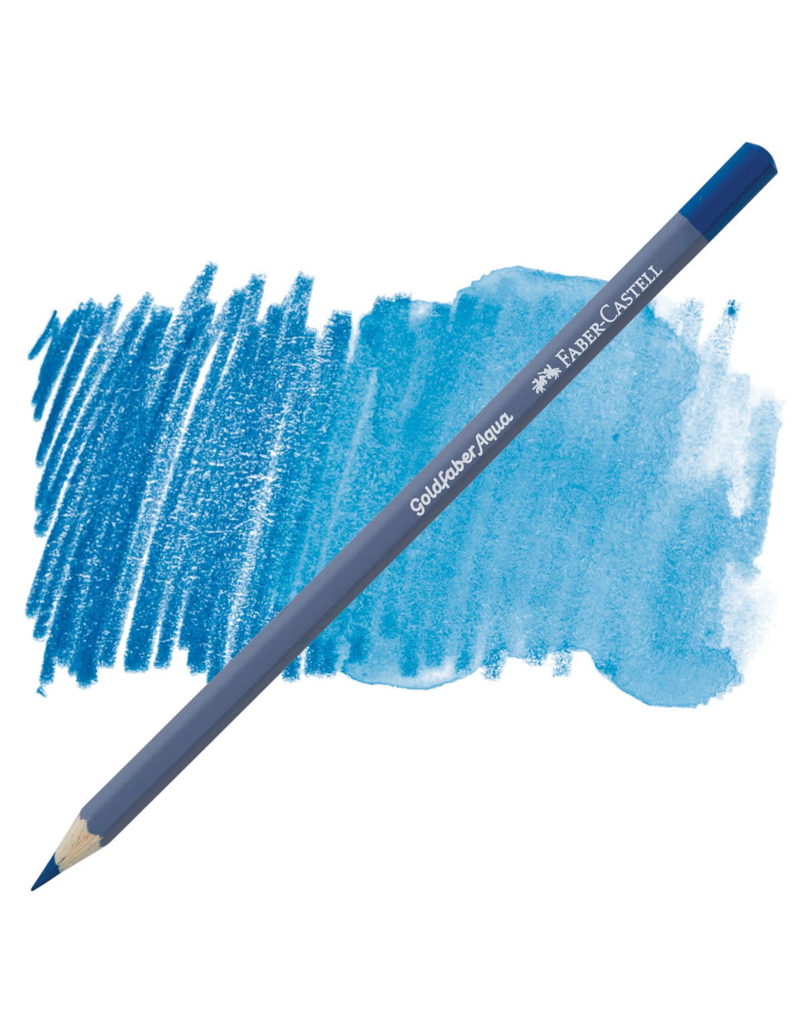 Faber-Castell Goldfaber Aqua Watercolor Pencil - Bluish Turquoise #149