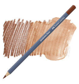Faber-Castell Goldfaber Aqua Watercolor Pencil - Burnt Sienna #283