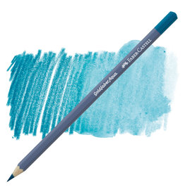Faber-Castell Goldfaber Aqua Watercolor Pencil - Cobalt Turquoise  #153