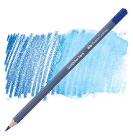 Faber-Castell Goldfaber Aqua Watercolor Pencil - Colbalt Blue #143