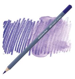 Faber-Castell Goldfaber Aqua Watercolor Pencil -  Blue Violet #137
