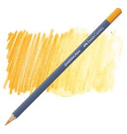 Faber-Castell Goldfaber Aqua Watercolor Pencil -  Dk. Chrome Yellow #109